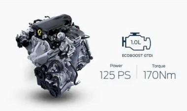 Động cơ 1.0L EcoBoost