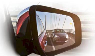 Cảnh báo Điểm mù (BLIS®) kết hợp hệ thống Cảnh báo Có xe Cắt ngang