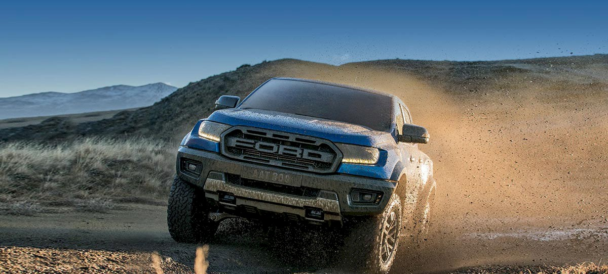 Ford Ranger Raptor 2021 các phiên bản, thông số, giá bán, cập nhật mới nhất