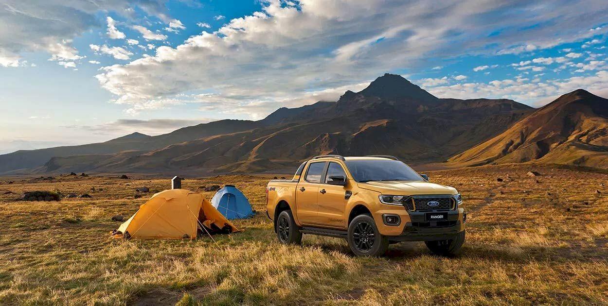 Ford Ranger Wiltrak Mới không những sở hữu thiết kế ngoại thất mạnh mẽ , không gian nội thất tiện nghi mà còn trang bị tính năng Hỗ trợ Nâng Cửa hậu thùng xe giúp cho việc chất dỡ hàng hóa nhẹ nhàng hơn.