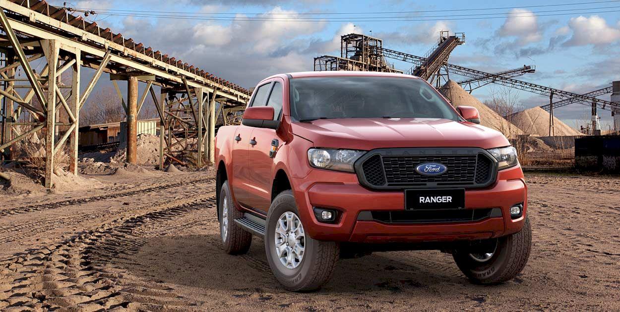 Ford Ranger XLS AT được trang bị hàng loạt các công nghệ lái hiện đại nhất của Ford