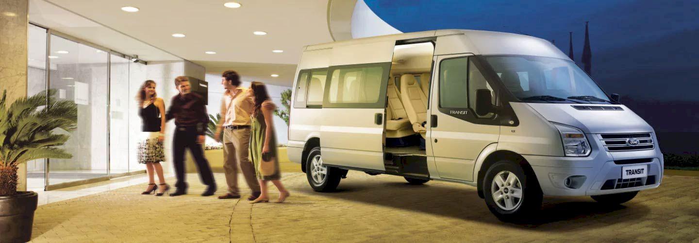 Bảng giá xe Ford Transit tháng 07/2021