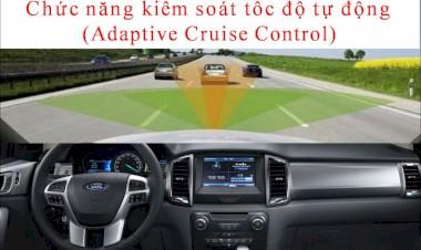 Hệ thống Kiểm soát Tốc độ Tự động
