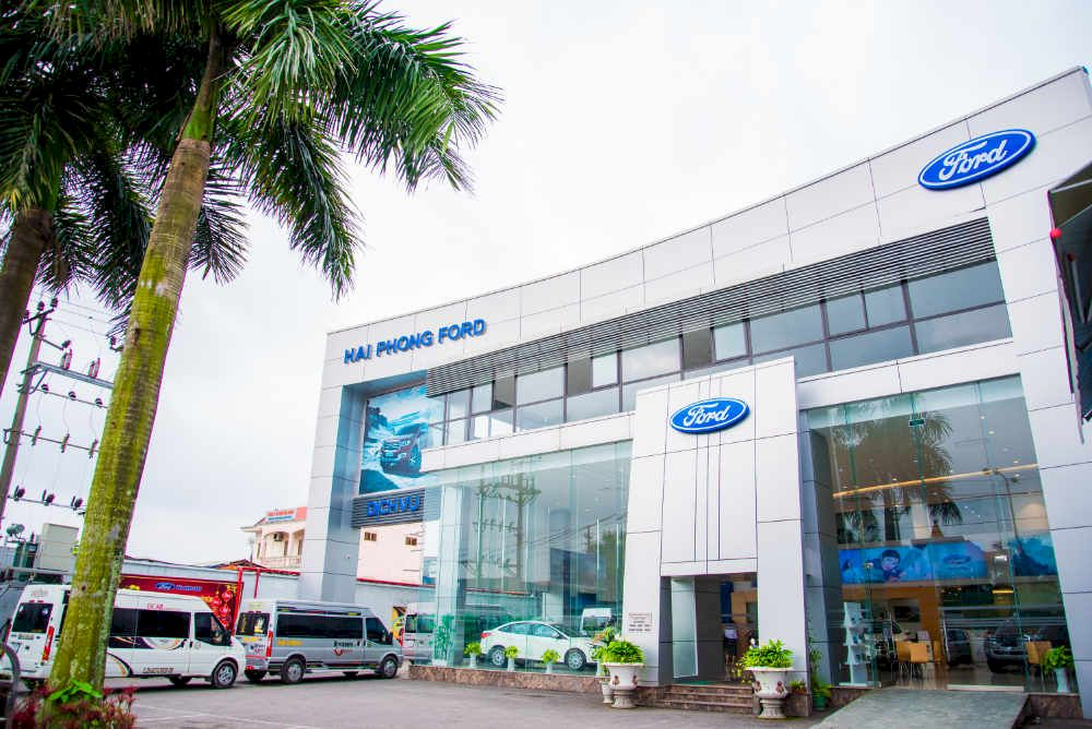 Giới thiệu Hải Phòng Ford