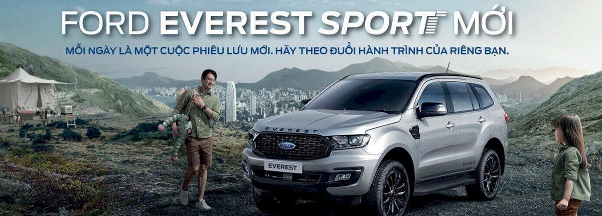 Cùng Long Biên Ford khám phá những thay đổi mới trên phiên bản Everest Sport 2021 vừa tung ra thị trường Việt Nam