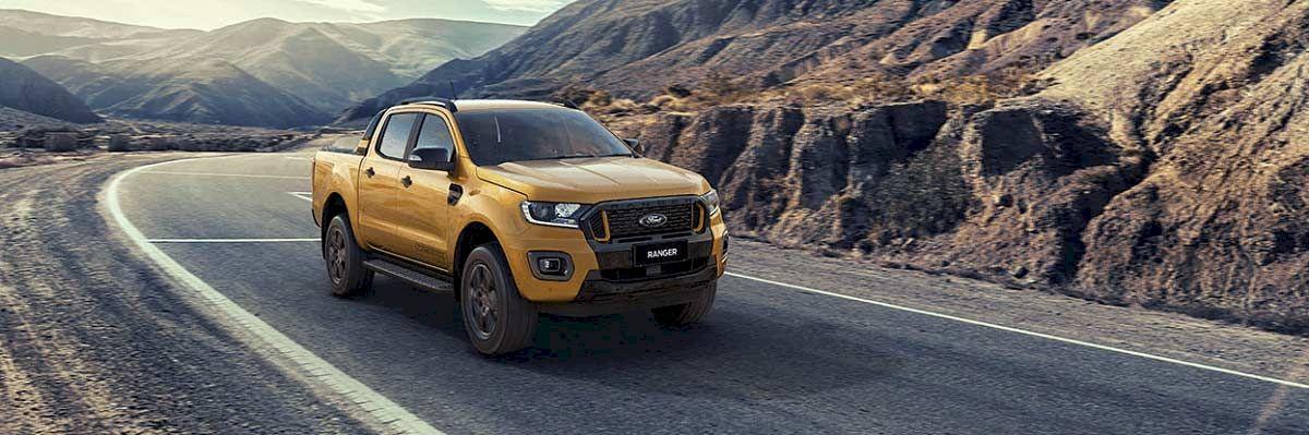 Ford Ranger Wiltrak 2.0L AT (4X4) Thiết kế mạnh mẽ đầy nam tính và công nghệ để chinh phục mọi hành trình