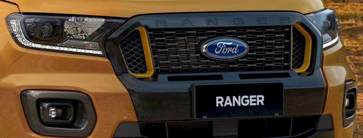 Hệ thống Đèn pha LED Projector của Ford ranger giúp bạn quan sát phía trước rõ hơn vào ban đêm.