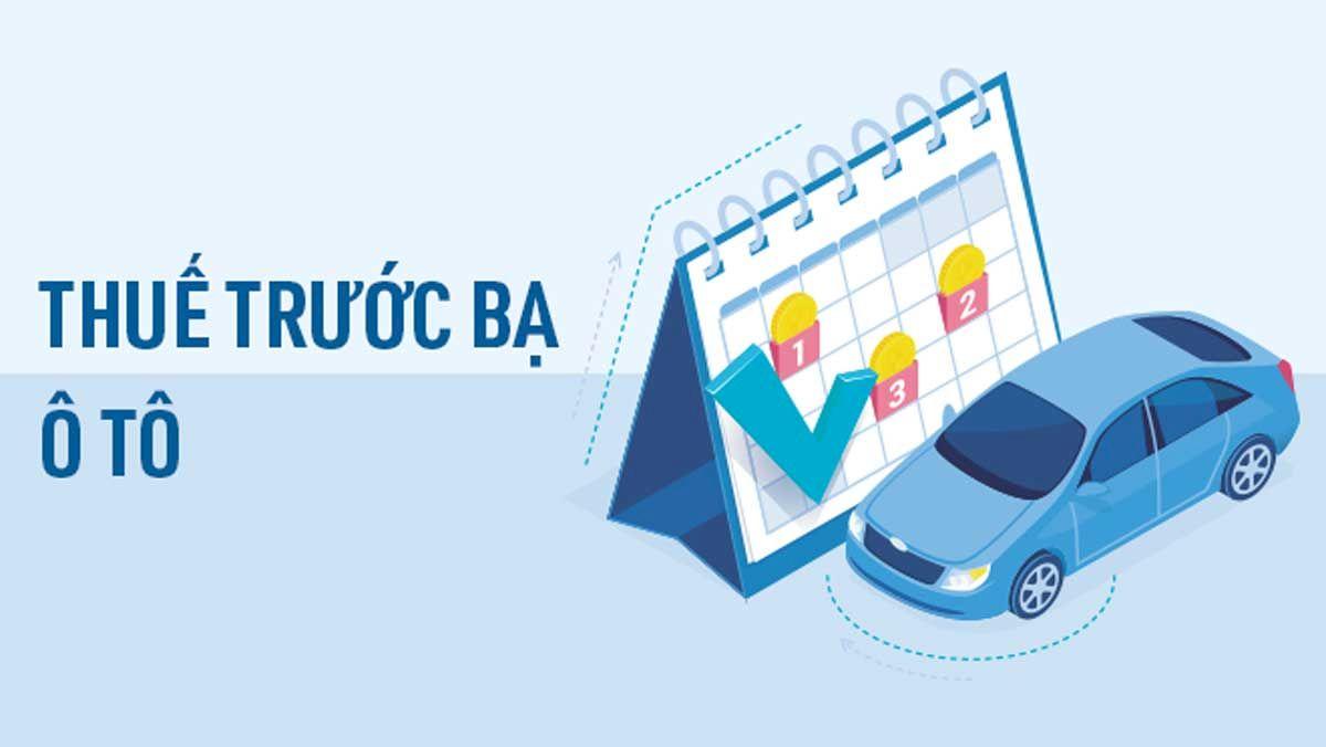 Hướng dẫn thủ tục đăng ký , địa chỉ nộp thuế xe ô tô tại Hà Nội mới nhất năm 2021