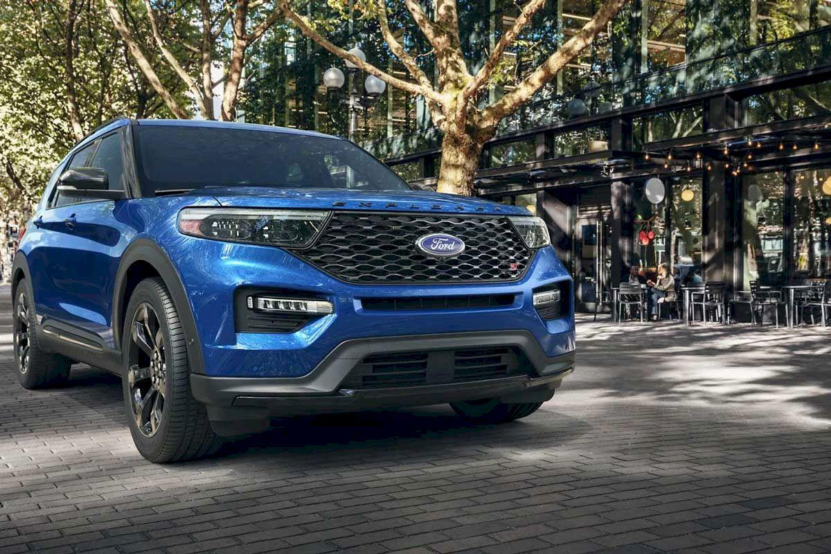 Thời gian dự kiến Ford Explorer 2021 sẽ được bán tại thị trường Việt Nam
