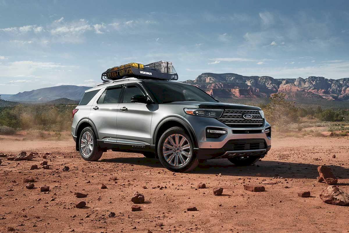 Ford Explorer 2021 hoàn toàn mới, giới thiệu, đánh giá, thông số kỹ thuật và dự kiến giá bán tại thị trường Việt Nam