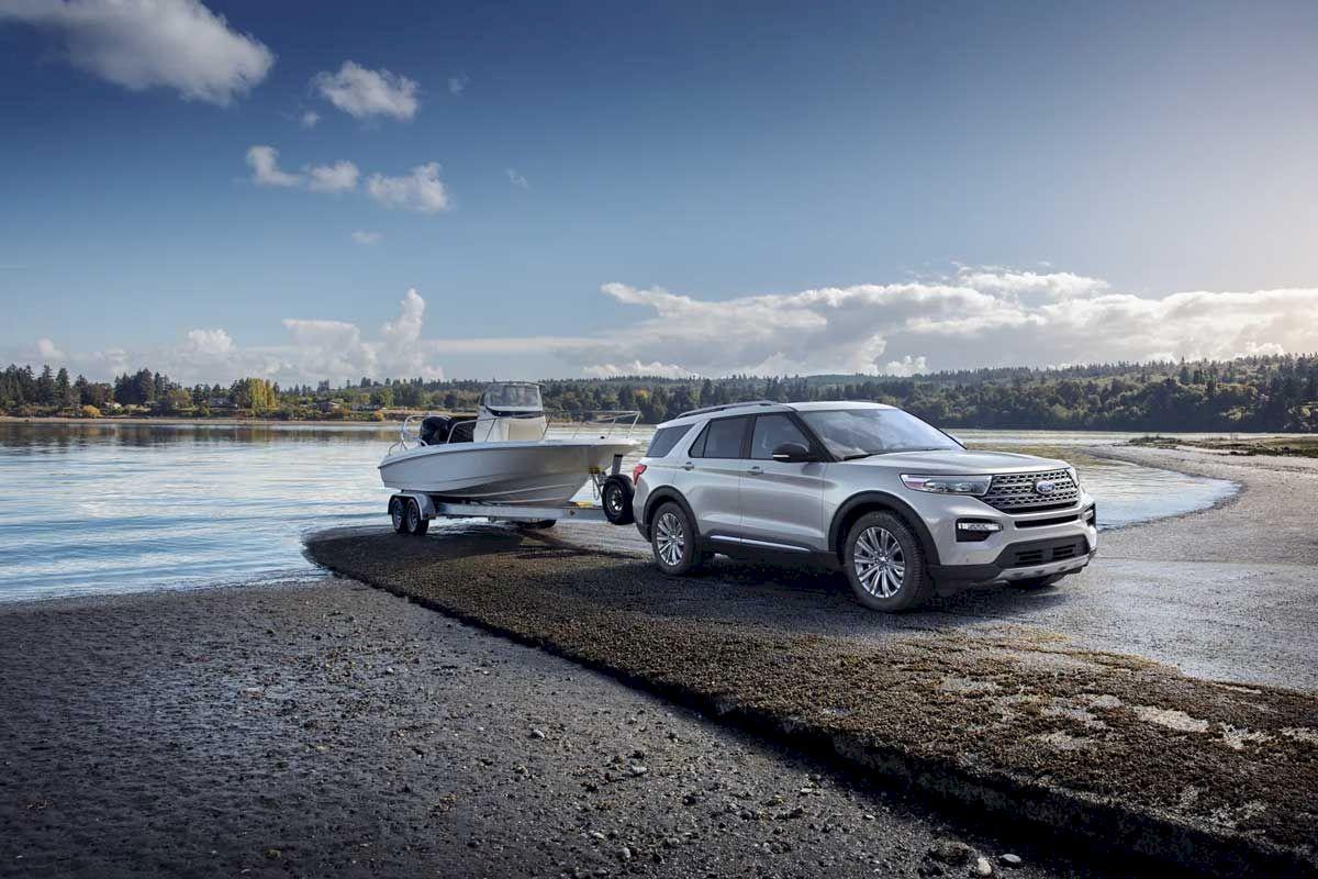 Ford Explorer 2021 các phiên bản, thông số, giá bán, cập nhật mới nhất