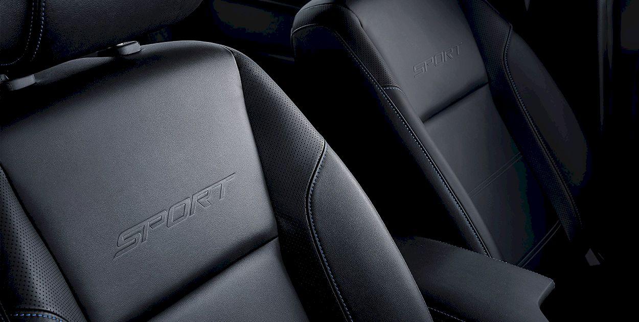 Giới thiệu Ford Everest Sport 2021