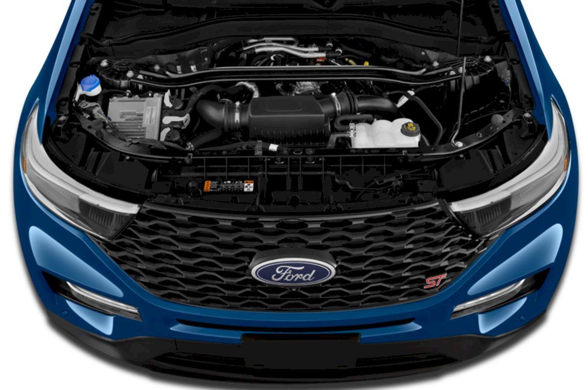 Động cơ Ford Explorer 2021