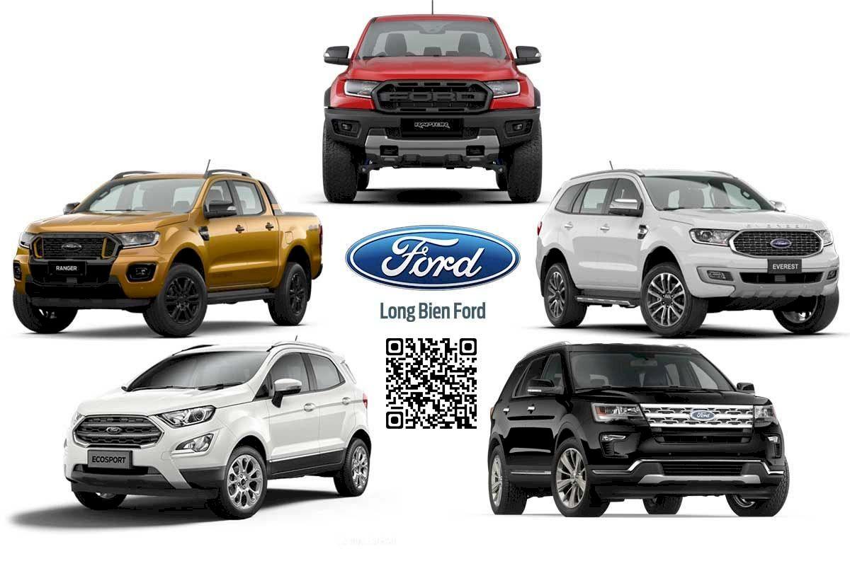 Ford Bắc Ninh Cập nhật bảng giá xe ford mới nhất, chương trình khuyến mại, dự toán chi phí, trả góp tháng 04/2021