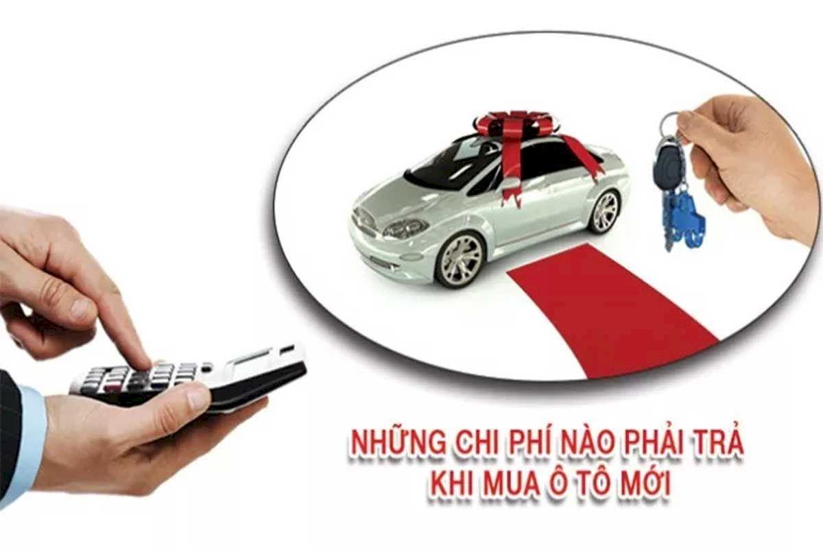 Bảng Dự toán chi phí khi mua xe ô tô Ford tại TP. Bắc Giang