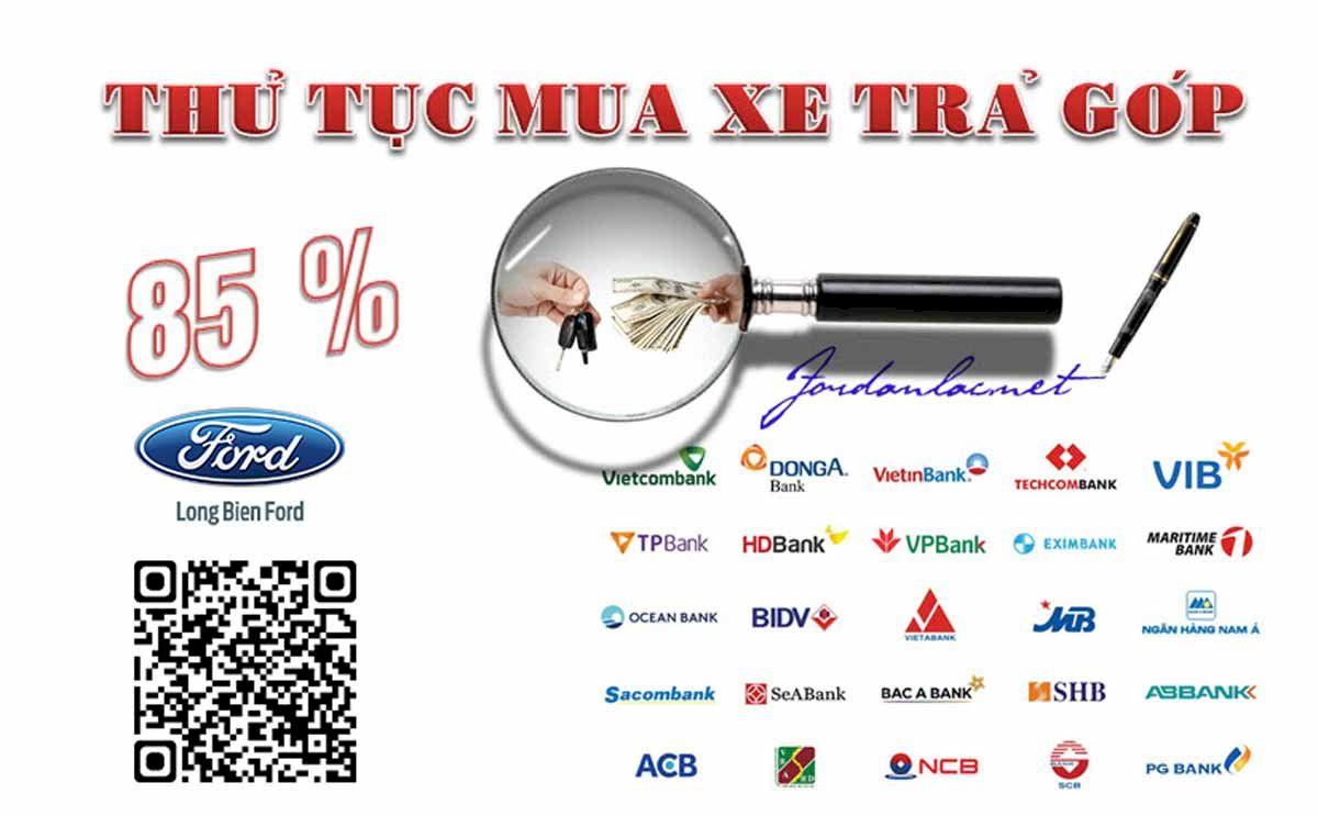 Dự toán trả góp khi mua xe ô tô tại TP. Bắc Ninh tháng 09/2021