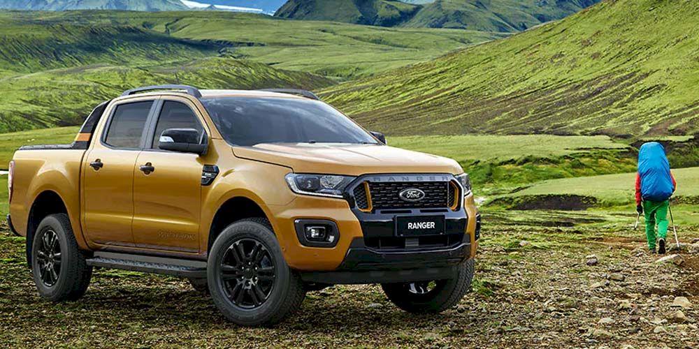 So sánh Ford Ranger và Nissan Navara