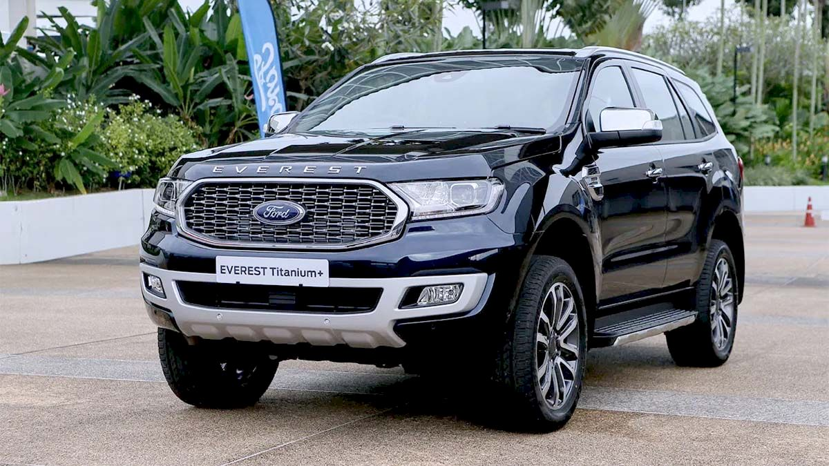 Ford Everest: 1.459 xe