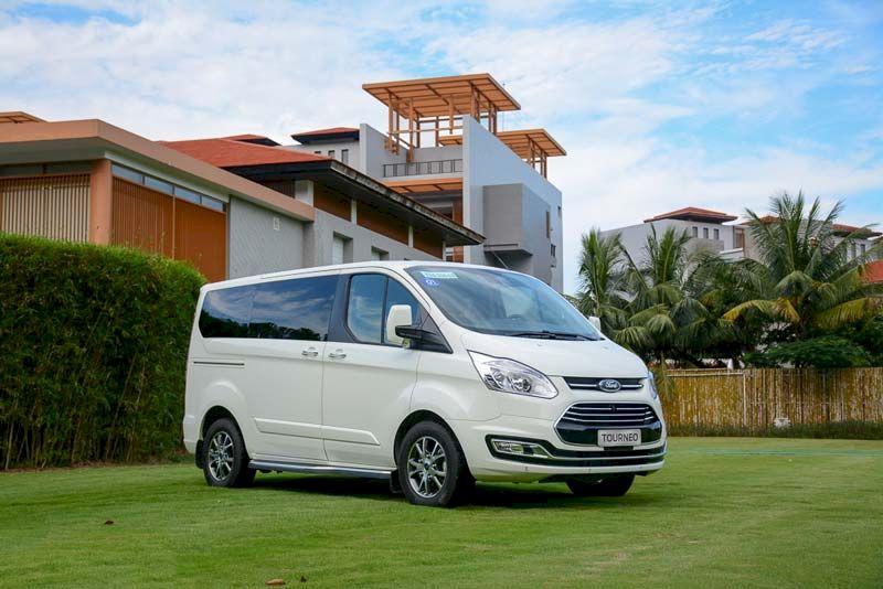 Ford Tourneo 2021 Thiết kế hiện đại