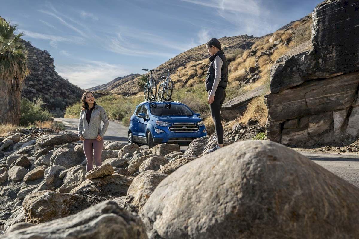 Bảng giá xe Ford Ecosport tháng 07/2021