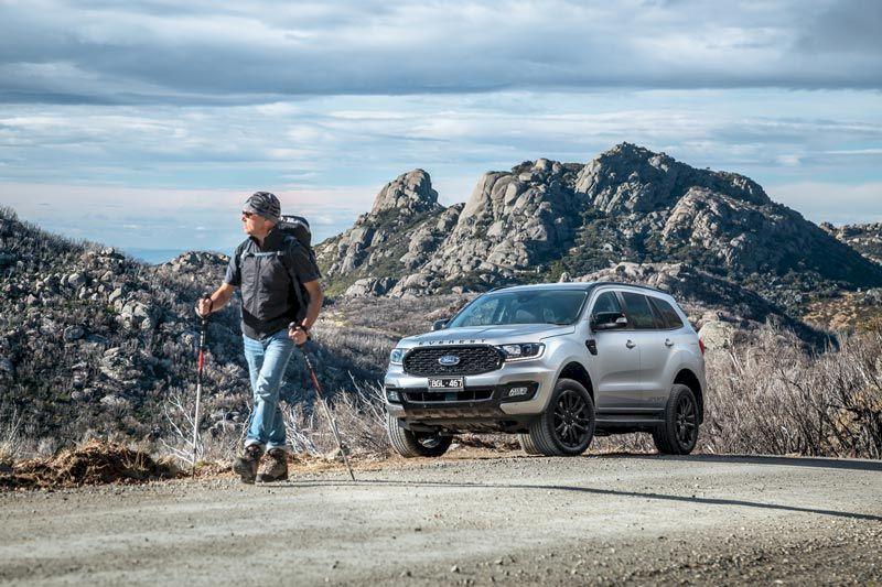 Ford Everest chiếc SUV 7 chỗ mạnh mẽ, tiện nghi lựa chọn hàng đầu cho Gia đình