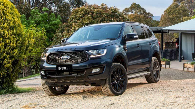 Ford dùng công nghệ máy tính gì để phát triển Ranger Và Everest?