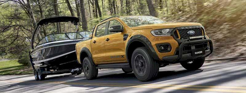 Ford Ranger chiếm 63% thị phần xe bán tải tại thị trường Việt Nam