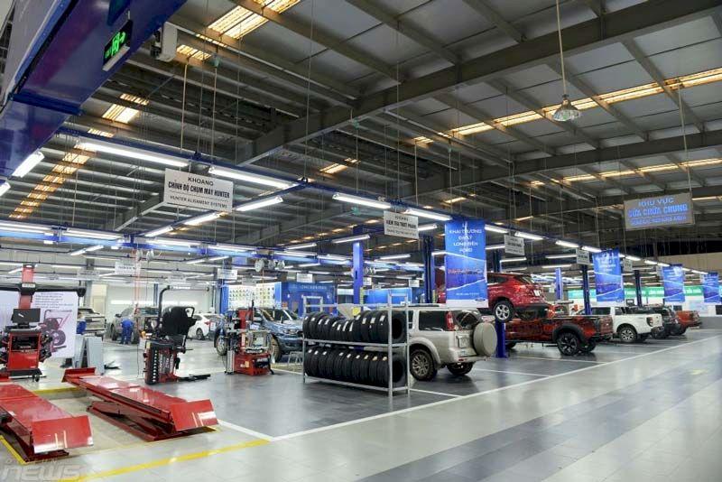 Bảo dưỡng xe Ford ở Hà Nội Uy tín, giá rẻ, chuyên nghiệp số #1