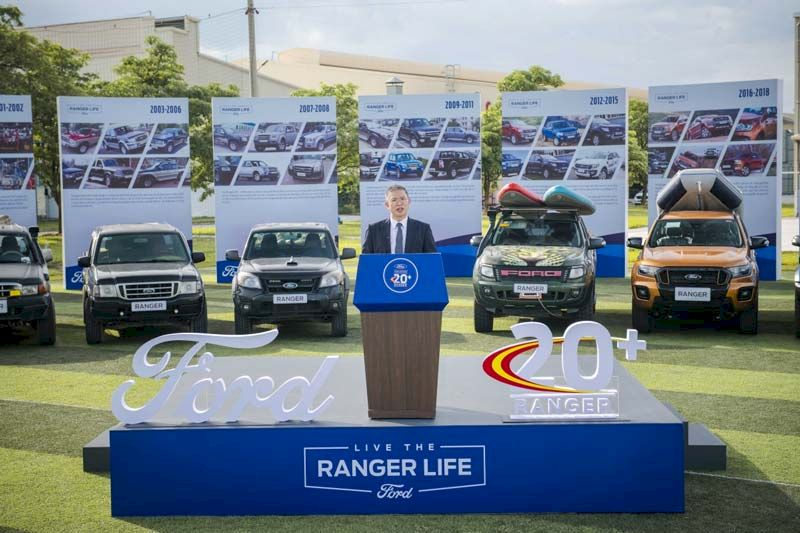 Ford Ranger 2021 CKD: Lắp ráp trong nước chất lượng có gì khác biệt so với nhập khẩu