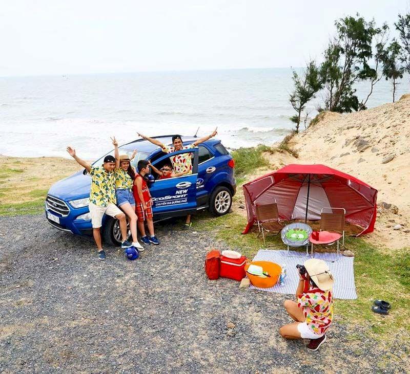 Mẫu xe gầm cao đô thị Ford Ecosport hiện đang được hưởng chương trình ưu đãi từ hãng Ford Việt Nam khi giảm 50 triệu đồng cho tất cả các phiên bản của mẫu xe này.
