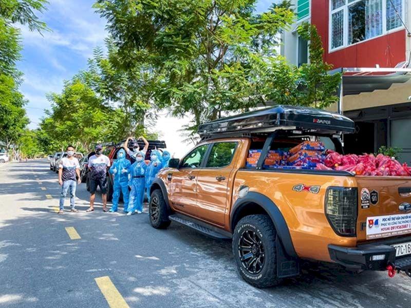 Ford Việt Nam góp sức cùng cộng đồng đẩy lùi dịch bệnh