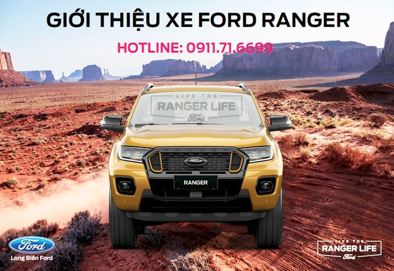 """Sự kiện bán hàng trực tuyến """"Live the Ranger Life - Giới thiệu Ford Ranger """""""